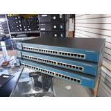 Switch Cisco Red Mod-2950 Rackable Gabinete
