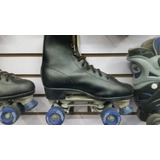 Patines Clasicos Size 12 Base Metal