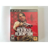 Red Dead Redemption Playstation 3 Ps3