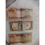 Billetes Antiguos De 20 Pesos