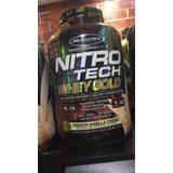 Proteína Nítro Tech Whey Gold 5.5 Libras $3800