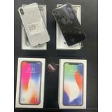 iPhone X 256gb Factory Diversos Colores