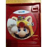 Súper Mario 3d World Wii U