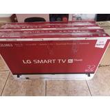 Smart Tv LG 32 Pulgadas 2 Años De Garantia
