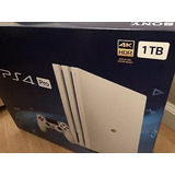 Sony Playstation 4 Pro 2tb 500 Milion Limited Edition Consol