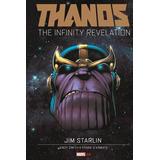 Thanos The Infinity Revelations Cómics Jpg