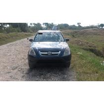 Vendo Jeepeta Toyota Crv 2002.