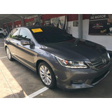Honda Accord V6 Recibido Vehículo Financiamiento Disponible