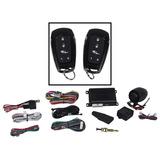Alarma De Vehiculos Prestige Aps-800 Con Encendido Remoto