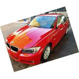 Bmw Serie 3 Rojo 10