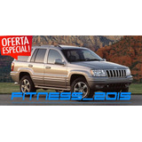 Manual Despiece Catalogo Jeep Grand Cherokee Wj 1999 - 2004