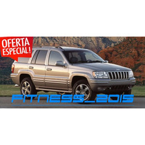 Manual Despiece Catalogo Jeep Grand Cherokee Wj 1999 - 2004
