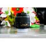 Lente Nikon 18-55 Vr Ultima Generación