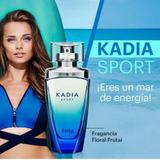 Perfumes Ésika - Kadia Sport