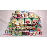 Productos Mamá, Caja De Gandules Verdes 7 Libras 6/1