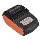Impresora Bluetooth Térmica Portátil