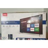 Tv Tcl 55 Pulgadas Smart 4k