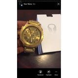 Reloj Nixon Dorado