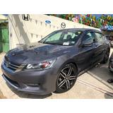 Honda Accord Sport Aros De Lujo Oferta 775mil Inicial 280mil