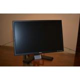 Ofertazo De Monitor Dell De 24 Pulgada Con La Entrada Vga Y