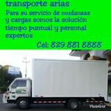 Servicio De Transporte De Mudanza En Santiago