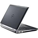 Laptop Dell E6420 250gb/4gb 14.1 Intel I5 Wifi Bluetooch Y H