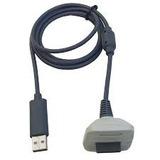 Cable De Cargar Controles Xbox 360