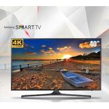 Samsung 40  Full Hd Flat Smart Tv J5300 Series 5