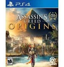 Assassins Creed Origins Por Ps4