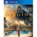 Assassins Creed Origins Por Ps4