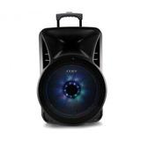 Bocina Coby 15  Con Microfono, Stand Y Control, Bluetooth, N