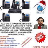 Telefono Ip Grandstream Gxp-1625 Small-medium Business Hd Ip