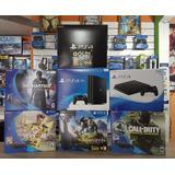 Playstation Ps4  En Ofertas (totalmente Nuevos)