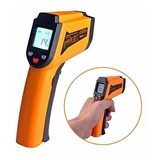 Termómetro Digital Infrarrojo Gm400 Medidor Temperatura