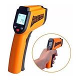 Termómetro Digital Infrarrojo Gm400 Termometro Medidor Tempe
