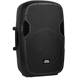 Sistema Portable Potenciado 1600w Under Ground 15 Pro Bass