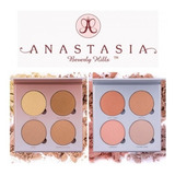 Paleta Anastasia Glow Kit Iluminador Rubor Maquillaje Mayor