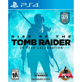 Jeeh Games -  Rise Of The Tomb Raider Ps4 Nueva