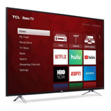 Smart Tv Tcl Ultra Hd 32 Pulgadas (roku Tv, Youtube, Netflix