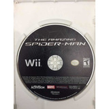 The Amazing Spider Man Nintendo Wii