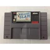 College Slam Súper Nintendo