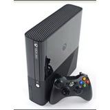 Xbox 360 Super Slim Hakiado Con 10 Juego