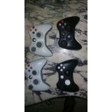 Controles De Xbox 360 Sin Tapas