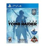 Rise Of The Tomb Raider Juego Para Playstation 4 Ps4