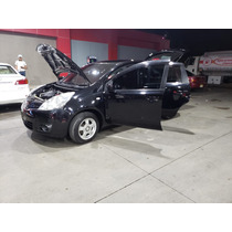 Nissan Note Llave Inteligente Cámara De Reversa Aros De Magn