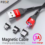 Cable Usb Magnético Carga Rápida