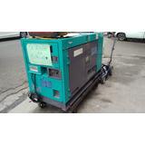 Planta Electrica Denyo Con Motor Izusu De 25kw (leer Descrip