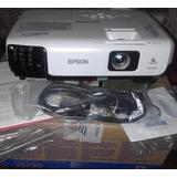 Proyector Epson Full Hd 10,000 De Contraste Hdmi Usb Vga Rca