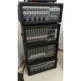 Amplificadores Power Mixer Varios Modelos
