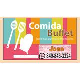 Joan, Buffet, Almuerzos,y Mas!!!